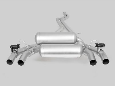 Remus - Cat-Back Exhaust System - BMW F87 M2