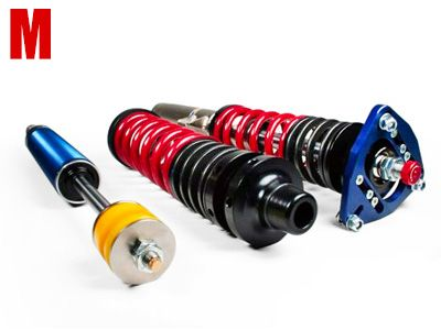 JRZ - RS One Coilover System - BMW M Models