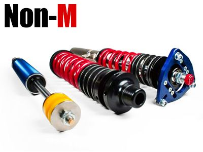 JRZ - RS One Coilover System - BMW Non-M Models