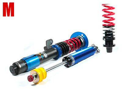 JRZ - RS Two Coilover System - BMW M Models