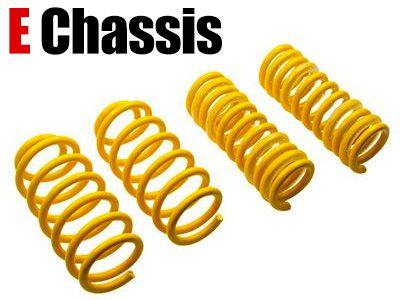 ST Suspensions - Sport Lowering Spring Kit - BMW E Chassis