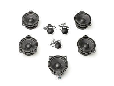 BAVSOUND - Stage 1 Premium Speaker Upgrade Kit - BMW G20 3-Series