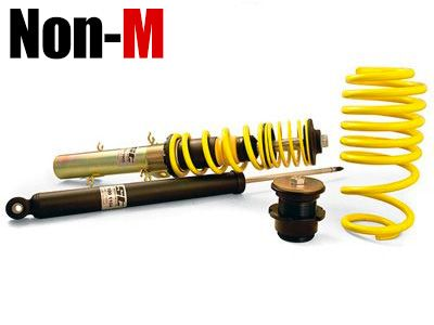 ST Suspensions - X Coilover System - BMW Non-M Models