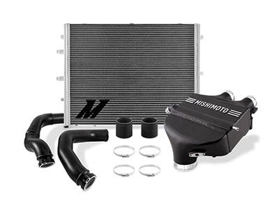 Mishimoto - Performance Air-to-Water Intercooler Power Pack - BMW F87 M2C & F8X M3/M4