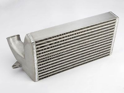 VRSF - 1000whp 7.5″ Stepped Race Intercooler FMIC Upgrade Kit - BMW E8X/E9X N54/N55