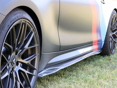 Dinmann - Carbon Fiber Side Skirts - BMW F87 M2 & M2C