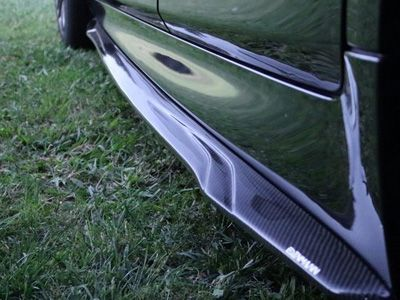 Dinmann - Carbon Fiber Type 2 Side Skirts - BMW F10 M5