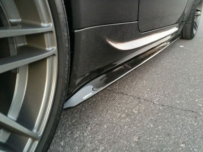 Dinmann - Carbon Fiber Side Skirts - BMW E63/E64 M6