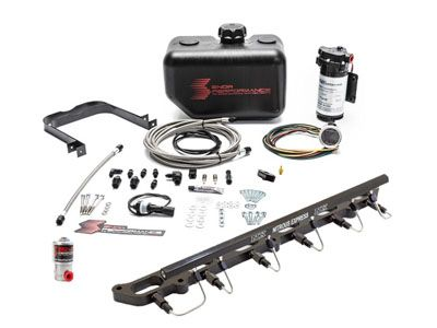 Snow Performance - Stage 2.5 Boost Cooler Direct Port Water Methanol Injection Kit - BMW N54 & N55