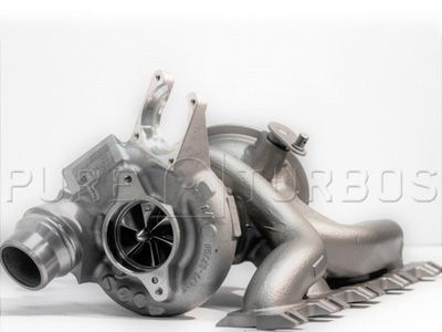 Pure Turbos - Turbo Upgrade - BMW B48