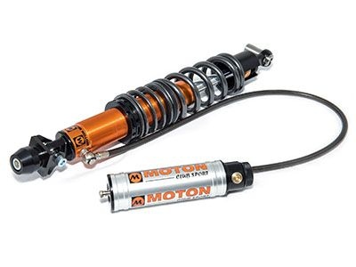 Moton - Clubsport 2-Way Adjustable Coilover System