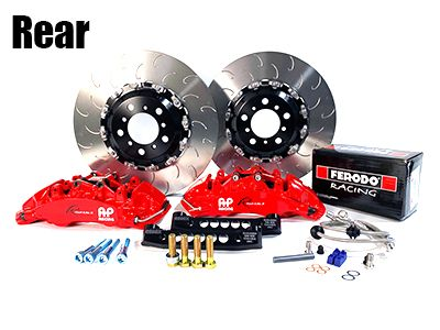 AP Racing - Radi-CAL II Big Brake Kit - Rear