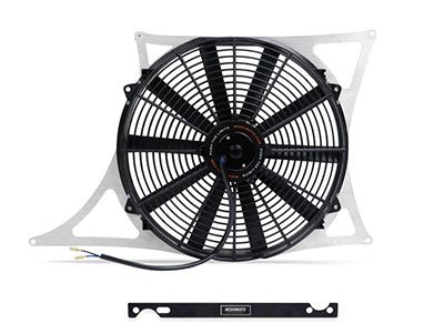 Mishimoto - Performance Aluminum Fan Shroud - BMW E46 M3