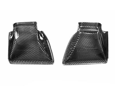 Eventuri - Carbon Fiber Intake Scoop Set - BMW F8X M3 & M4