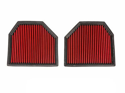 Eventuri - High Performance Panel Air Filters - BMW F-Chassis S55 & S63tu