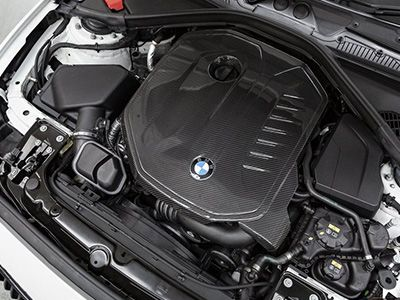 Eventuri - Carbon Fiber Engine Cover - BMW F-Chassis B58