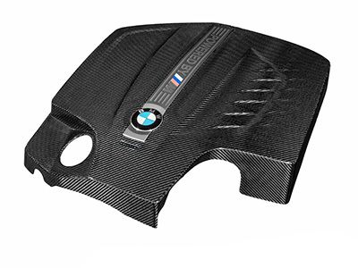 Eventuri - Carbon Fiber Engine Cover - BMW F87 M2