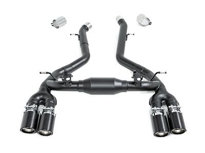 Eisenmann - Black Series Race Exhaust System - BMW F87 M2C