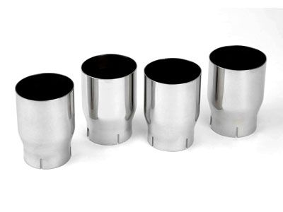 VRSF - 90mm Stainless Steel Exhaust Tips - BMW F8X M3 & M4