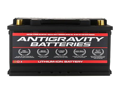 Antigravity - H8/Group-94R Battery Replacement for F8X M3 & M4