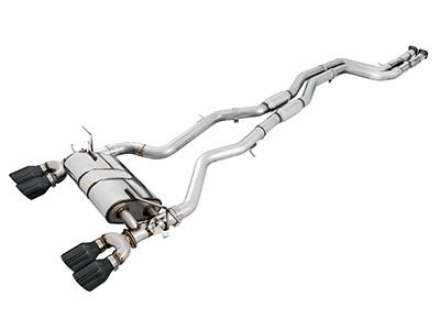 Awe Tuning - SwitchPath Exhaust System - BMW F8X M3/M4