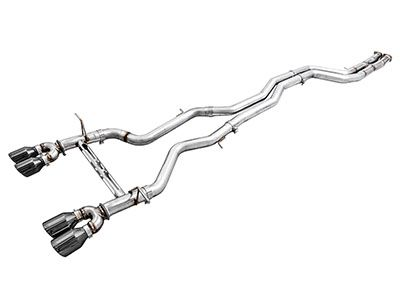 Awe Tuning - Track Edition Exhaust System - BMW F8X M3/M4