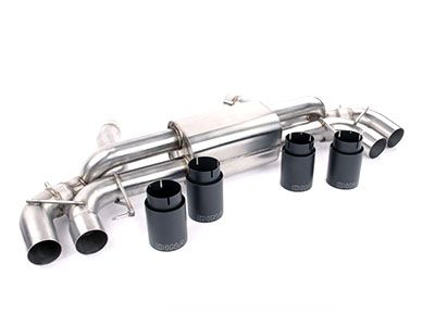 Dinan - Free Flow Axle-Back Exhaust System - BMW F90 M5