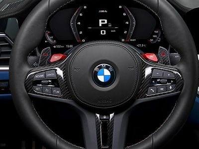 BMW - M Performance G8X M3 & M4 Carbon Shift Paddle Set - BMW F-Chassis & G-Chassis