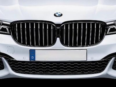 BMW - M Performance Gloss Black Kidney Grilles - BMW G11/G12 7-Series