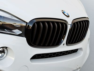 BMW - M Performance Gloss Black Kidney Grilles - BMW F15 X5 & F16 X6