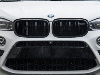 BMW - M Performance Gloss Black Kidney Grilles - BMW F85 X5M & F86 X6M