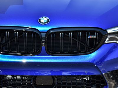 BMW - M Performance Gloss Black Kidney Grilles - BMW F90 M5