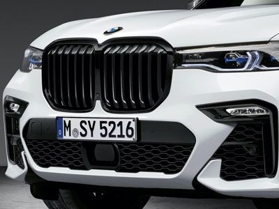 BMW - M Performance Gloss Black Kidney Grilles - BMW G07 X7