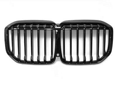 BMW - M Performance Gloss Black Kidney Grilles - BMW G06 X6