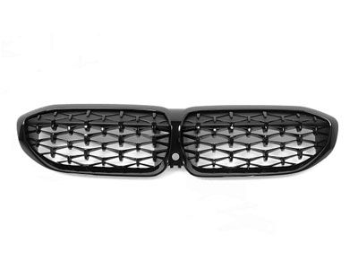 BMW - M Performance Gloss Black Kidney Grilles - BMW G20 M340i/iX