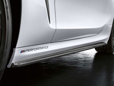 BMW - M Performance Carbon Fiber Rocker Panel Covers - BMW G1X 8-Series & F9X M8