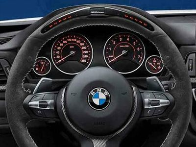 BMW - M Performance Electronic Steering Wheel II - BMW F2X 2-Series, F3X 3-Series & 4-Series