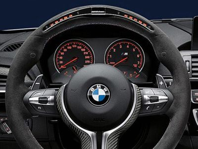BMW - M Performance Electronic Steering Wheel II - BMW F87 M2 DCT
