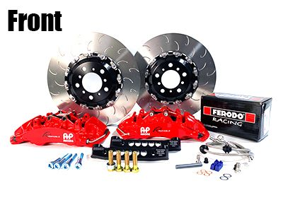 AP Racing - Radi-CAL II Big Brake Kit - Front