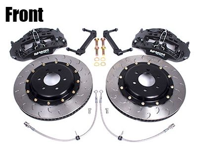 AP Racing - Radi-CAL Pro5000R Competition Big Brake Kit - Front