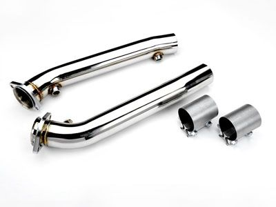 VRSF - Stainless Steel Test Pipes - BMW E9X M3