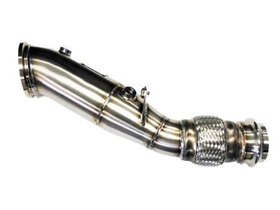 "Evolution Racewerks - Competition Series 4"" Catless Downpipe - BMW B46"