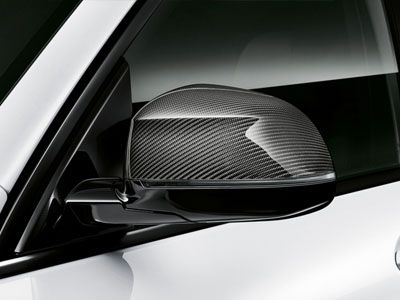 BMW - M Performance Carbon Fiber Mirror Caps - BMW G01 X3/G02 X4/G05 X5/G06 X6/G07 X7