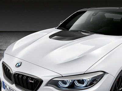 BMW - M Performance Carbon Fiber Hood - BMW F22/F23 2-Series & F87 M2/M2C
