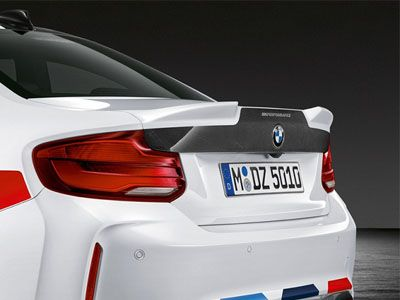 BMW - M Performance Carbon Fiber Trunk Lid - BMW F22 2-Series & F87 M2/M2C