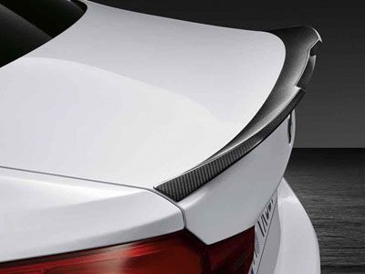 BMW - M Performance Large Carbon Rear Spoiler - BMW G30 5-Series & F90 M5