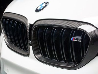 BMW - M Performance Carbon Fiber Kidney Grilles - BMW F90 M5