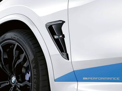 BMW - M Performance Carbon Fiber Side Trim Set - BMW F97 X3M & F98 X4M
