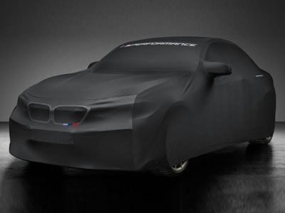 BMW - M Performance Indoor Car Cover - BMW F90 M5