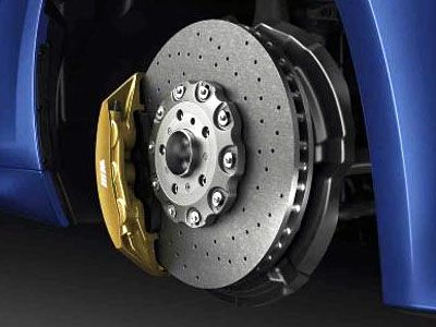 BMW - Carbon Ceramic Brake Retrofit Kit - BMW F10 M5 & F12/F13 M6
